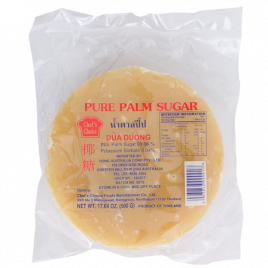 Chef's Choice Ind. Wrapped Sugar Palm – 17.6 OZ