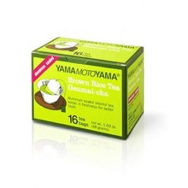 Yamamotoyama Genmai-Cha Green Tea – 16 BAG