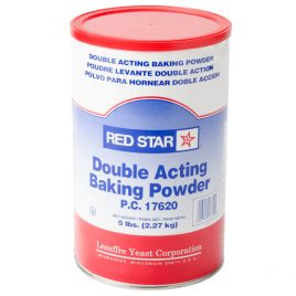 Red Star DA Baking Powder – 5 LB