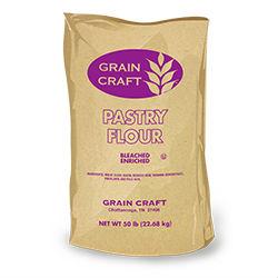 Grain Craft Pastry Flour – 50 LB