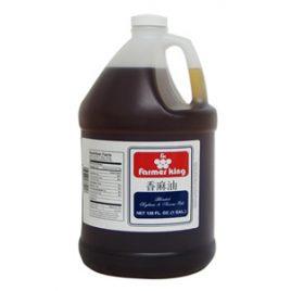 FarmerKing Sesame Flavor Oil – 1 GAL