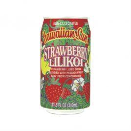Hawaiian Sun: Strawberry Lilikoi