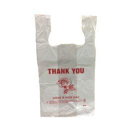 Domestic Large T-Shirt Bag: 12x8x22″ – 850 BAG