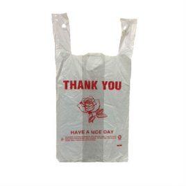 Import Small T-Shirt Bag: 8x5x16 – 1500 BAG