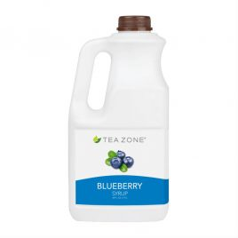 Tea Zone Blueberry Syrup