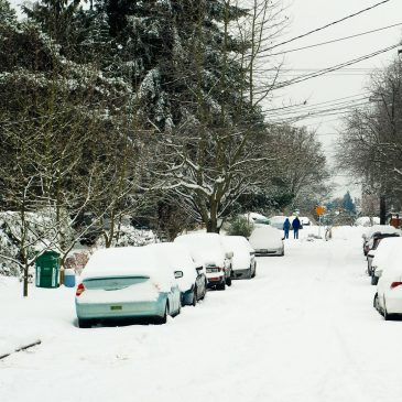 Snow Days – Delivery Delays