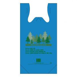 Crown Poly Reusable Bags 2.25mil