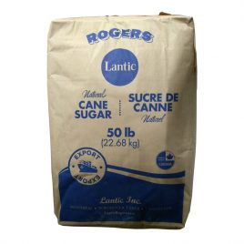 Rogers Granulated Cane Sugar (50 LB)